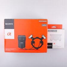 USED Genuine SONY HVL-MT24AM Macro Twin Flash Kit