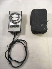 Vintage Vivitar Light Meter Camera Accessories Photography