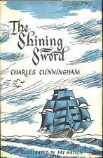 The Shining Sword. Epic of an island ... Illustrated by Fay Watson, Charles Bank