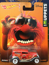 Hotwheels  THE MUPPETS Animal   34' Ford Delivery