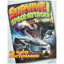 Survive: Space Attack! 5-6 Player Mini-Expansion - New