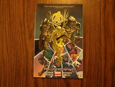 Marvel Now TPB Graphic Novel Avengers: Prelude To Infinity Vol. 3 ($19.99)