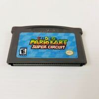 SUPER MARIO KART Super Circuit ( Nintendo Gameboy Advance ) Video Game