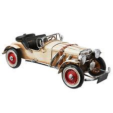 clayre eef COCHE DE CHAPA Auto Retro Vintage Modelos Nostalgia 28 11 10 cm