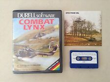 ZX Spectrum - Combat Lynx by Durell
