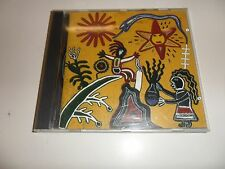 CD  Midnight Oil - Earth and Sun and Moon