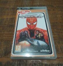 Sony PSP - Spider-Man Le Règne des Ombres L'Union Sacrée complet