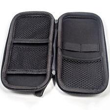Cigarette Hard Case Bag Zipper Holder Kit For KTS X6 EGO Vape Carry Accessory
