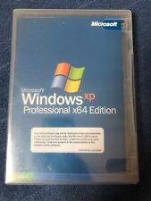 Microsoft Windows XP Professional x64 Edition