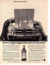 1960 MERCEDES-BENZ 300 SL ~  ORIGINAL ANCIENT AGE BOURBON AD