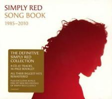 Simply Red - Song Book 1985 - 2010 - 4 CD NEU/OVP