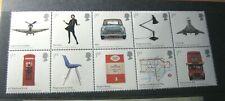 Great Britain Stamp Scott# 2624a British Design 2009 MNH  L395