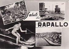 RAPALLO - Saluti - Vedute 1958