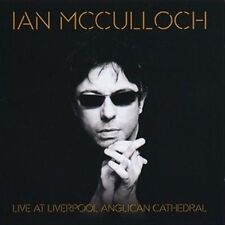 Live at Liverpool Anglican Cathedral by Ian McCulloch (CD, Jan-2013, MACC Recor…