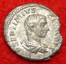 Denarius of Geta