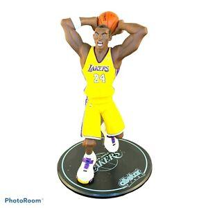 2008 All Star Vinyl Kobe Bryant Mamba Figura Scheda Display Originale Box Serie
