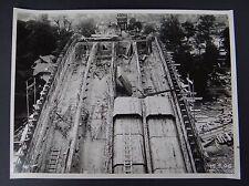Photo 1946 construction viaduc PONT DE MULHOUSE Nogent sur Marne Le Perreux 9