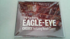 "EAGLE-EYE CHERRY & NENEH CHERRY ""LONG WAY AROUND"" CD SINGLE 1 TRACKS"