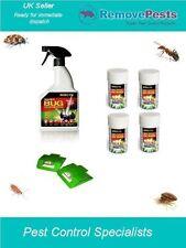 Bedbug killer treatment fogger fumer bombs spray poison with traps