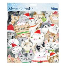 Christmas Countdown Advent Calendar - 24 Windows - 418822 Meowy Xmas