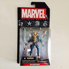 "HASBRO MARVEL LEGEND INFINITE SERIES 3.75""INCH - DEADPOOL ( BLUE X-MEN ) - RARE"