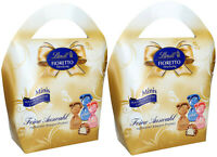 Lindt Fioretto Mischung Minis Nougat Marzipan Cappuccino Vollmilch Pralines 800g