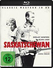 SASKATSCHEWAN (Shelley Winters, Alan Ladd) Blu-ray Disc NEU+OVP