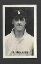 CHUMS - CRICKETERS - #2 P HOLMES, YORKSHIRE