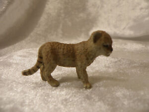 PAPO WORLD OF NATURE CHEETAH CUB 2006 EXCELLENT CONDITION SEE PICTURES
