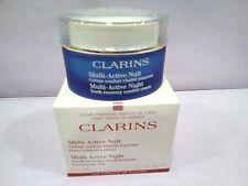 CLARINS VISAGE MULTI ACTIVE NUIT CREME CONFORT PEAUX NORMALES A SECHES 50 ML.