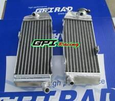 GPI aluminum radiator for Yamaha YZ250 YZ 250 1984 1985 84 85