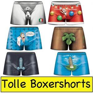 Lustige Boxershort Männer Geschenkidee Unterhose Boxershorts (BX-00001)