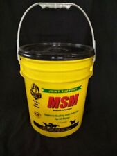 Select the Best MSM (100% Methysulfonylmethane) 20 lbs.920 day Supply for Horses