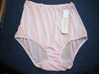 Vintage Shadowline Brief Panties  sz 9  1XLarge  Dbl Nylon Crotch