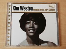 Kim Weston/Greatest Hits & Rare Classics/1998 CD Album
