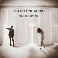 NICK & THE BAD SEEDS CAVE - PUSH THE SKY AWAY (180G+MP3)  VINYL LP NEW!