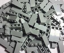 Lego Bulk Lot Light Bluish Gray 1x3 Brick / Medium Stone gray bricks x50 pieces