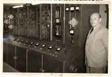 Snapshot secteur E.D.F. distribution modulateur tension électricité 25 mars 1959