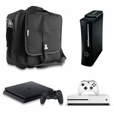 Maletas, fundas y bolsas negros para consolas y videojuegos Consola