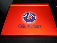 Lionel - Gold Member - 1999 Lionel Railroader Club 9700 Boxcar