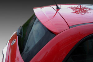 For FIAT 500 2007-2020 REAR ROOF SPOILER PU QUALITY UNPRIMED