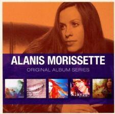 ALANIS MORISSETTE - SERIE Álbum Original: sabores de entanglemen NUEVO CD