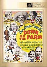 Down On The Farm DVD (1938) - Jed prouty, Spring BYINGTON, el Jones Familia