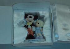Precious moments and Disney collector figurine 790010