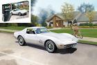 Corvette C3 Plastic Kit 1:32 Model 07684 REVELL
