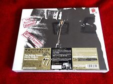 ROLLING STONES - STICKY FINGERS ; ultra-rare Japan-only SHM Super-Deluxe Box Set