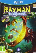 RAYMAN LEGENDS EN ESPAÑOL NUEVO PRECINTADO Wii U