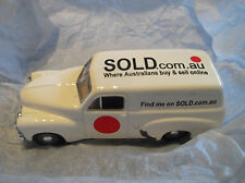 "Holden FJ Van, White - Code 3 - ""SOLD.com"". Limited edition of 150."