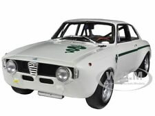 1972 ALFA ROMEO GTA 1300 JUNIOR WHITE 1/18 BY MINICHAMPS 100120501