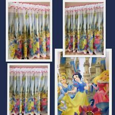 Children Kids  Ready Made Voile Net Curtains
